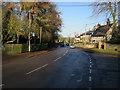TL6860 : High Street, Cheveley by Hugh Venables