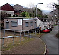 ST2193 : Cwmcarn Paragon Cycling Club clubhouse by Jaggery