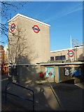 TQ4088 : Wanstead Underground Station by Stephen McKay