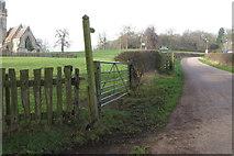 SK1820 : Bridleway to Hill Farm by Philip Jeffrey