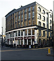 TQ3182 : 8-10 Charterhouse Buildings, Clerkenwell by Julian Osley