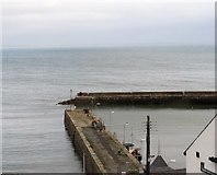 J3829 : The entrance to Newcastle Harbour, Co Down by Eric Jones