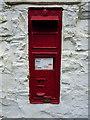 SS3523 : Victorian wallbox at Buck's Mills by Richard Law