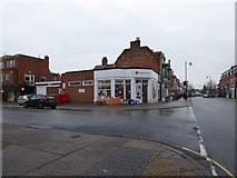 TM3034 : Junction of Hamilton and Gainsborough Roads by Basher Eyre