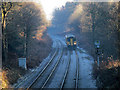 SJ5470 : Train for Chester by Stephen Craven