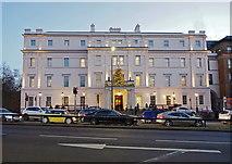 TQ2879 : The Lanesborough Hotel, Hyde Park Corner by Anthony O'Neil