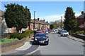 SP3576 : Sunnybank Avenue in the sun, Willenhall, southeast Coventry by Robin Stott