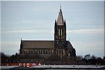 SE2733 : Armley Church, Wesley Road, Leeds by Mark Stevenson