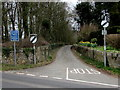 SS8578 : Unsuitable route for motor vehicles, Tythegston by Jaggery