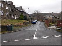 SE0511 : Woods Avenue - Meltham Road by Betty Longbottom