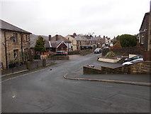SE0511 : Lane Ings - Meltham Road by Betty Longbottom