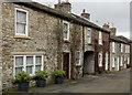 SE1190 : Houses along Shawl Terrace by Trevor Littlewood