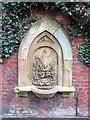 SJ3985 : Drinking water fountain on Cressington station by John S Turner
