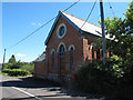 SX8088 : Dunsford Baptist Church (open or closed?) by Stephen Craven