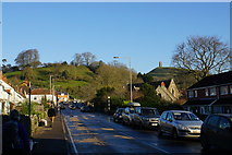 ST5038 : Bere Lane, Glastonbury by Bill Boaden