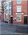SK5740 : Broad Street, Hockley, Nottingham 1 by David Hallam-Jones