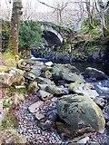 SH6229 : Pont Cwm-yr-Afon by Chris Andrews