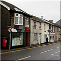 ST2193 : Cwmcarn Post Office by Jaggery