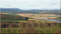 NH6751 : NW from Taindore - the Black Isle landscape by Julian Paren