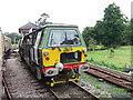 SX7863 : South Devon Railway - track maintenance plant by Stephen Craven