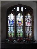 TL7006 : Chelmsford Cathedral: stained glass window (a) by Basher Eyre
