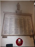 TL7006 : Chelmsford Cathedral: memorial (19) by Basher Eyre