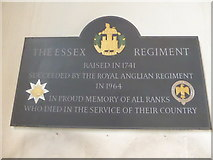 TL7006 : Chelmsford Cathedral: memorial (22) by Basher Eyre