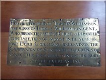 TL7006 : Chelmsford Cathedral: memorial (29) by Basher Eyre
