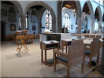 TL7006 : Inside Chelmsford Cathedral (viii) by Basher Eyre