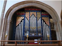TL7006 : Inside Chelmsford Cathedral (xi) by Basher Eyre