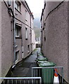 ST2195 : Vine Street, Abercarn by Jaggery