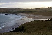 HP6114 : Burrafirth beach by Mike Pennington