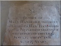 TQ2255 : St Peter, Walton-on-the Hill: memorial (p) by Basher Eyre