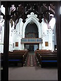 TQ2255 : Inside St Peter, Walton-on-the Hill (F) by Basher Eyre