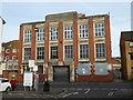 ST5616 : Former creamery, Yeovil by Chris Allen
