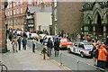 SJ4066 : Lombard RAC Rally at Chester, November 1979 by Jeff Buck
