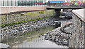 J3674 : Connswater works, Belfast - January 2017(2) by Albert Bridge