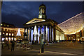 NS5965 : Royal Exchange Square Christmas lights by Thomas Nugent