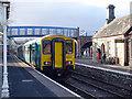 SO0561 : A class 150 train at Llandrindod by John Lucas