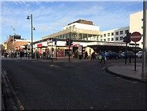 NZ3956 : Sunderland (Central) railway station, Tyne & Wear by Nigel Thompson
