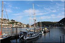 SX8751 : Dartmouth, Dart Harbour (8) by Chris' Buet
