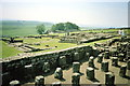 NY7868 : Housesteads Roman Fort (Vercovicium) by Jeff Buck