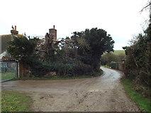 TQ2912 : South Downs Way at Haresdean, near Pyecombe by Malc McDonald