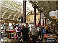 ST7464 : Bath - Green Park Market by Colin Smith