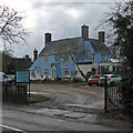 TL4748 : The Tickell Arms, Whittlesford by John Sutton
