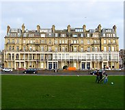 TQ2804 : 8-14, King's Gardens, Hove by Simon Carey