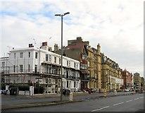 TQ2804 : 1-5, St Catherine's Terrace, Hove by Simon Carey