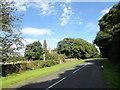 NZ0652 : Road through Snods Edge by Robert Graham