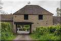 SO5572 : Pervin Farm by Ian Capper