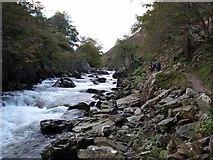 SH5946 : Aberglaslyn Pass by Alex Passmore